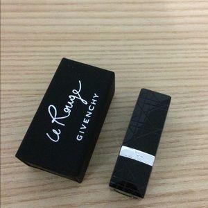 Dior & Givenchy Mini Lipstick Duo